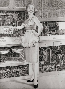Laurie Lipton, pencil, drawing, ON
